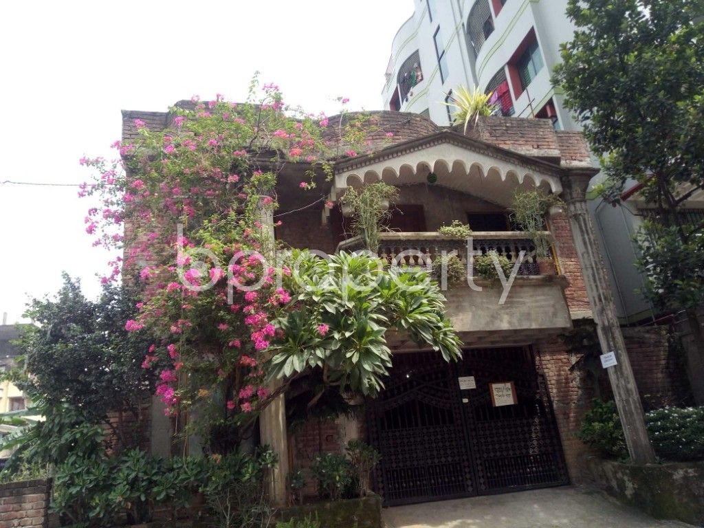 Outside view - 2 Bed Duplex to Rent in Nikunja, Dhaka - 1914907