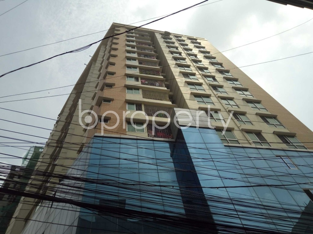 Outside view - 3 Bed Apartment for Sale in Kathalbagan, Dhaka - 1914991