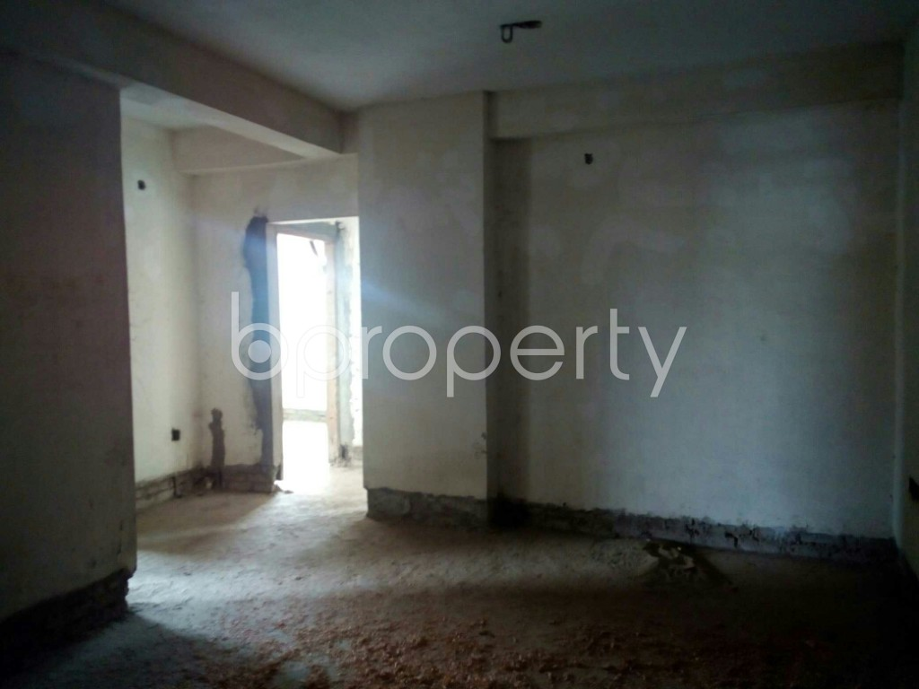 Dine/Dining - 3 Bed Apartment for Sale in Bayazid, Chattogram - 1915039