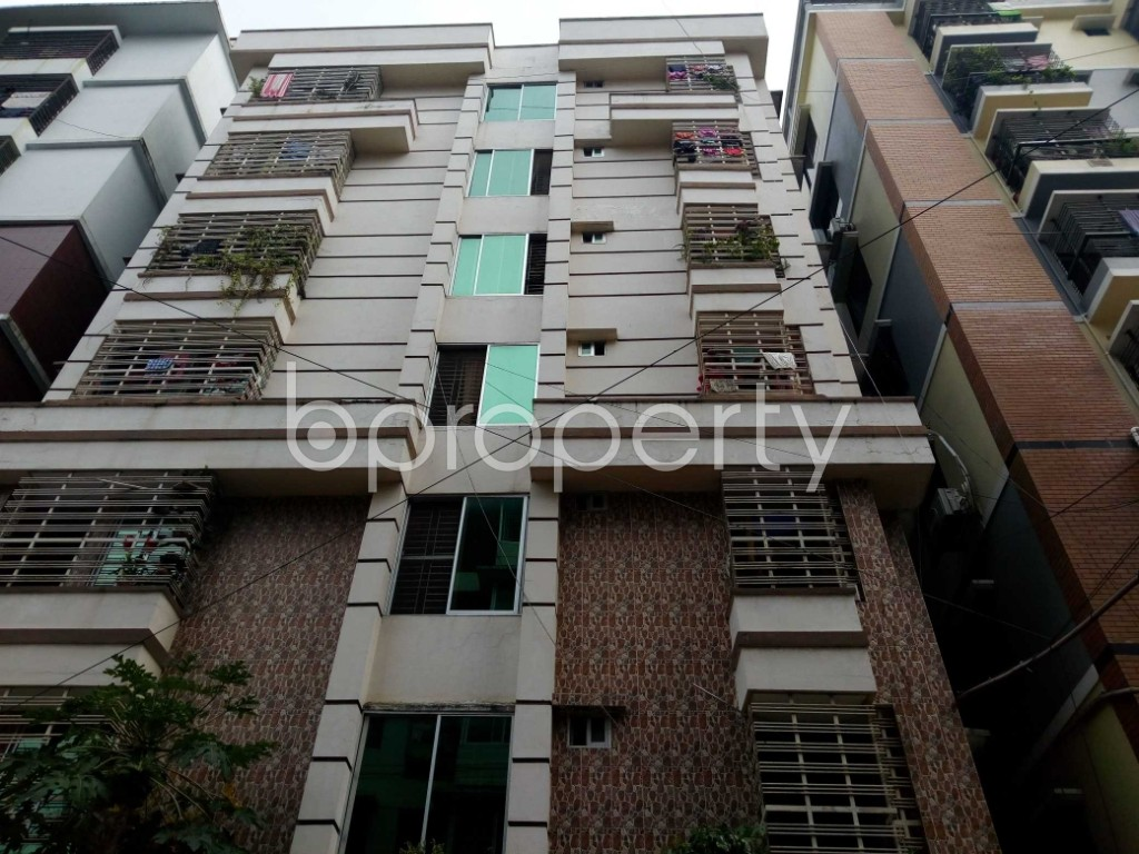 Front view - 3 Bed Apartment for Sale in Halishahar, Chattogram - 1915106
