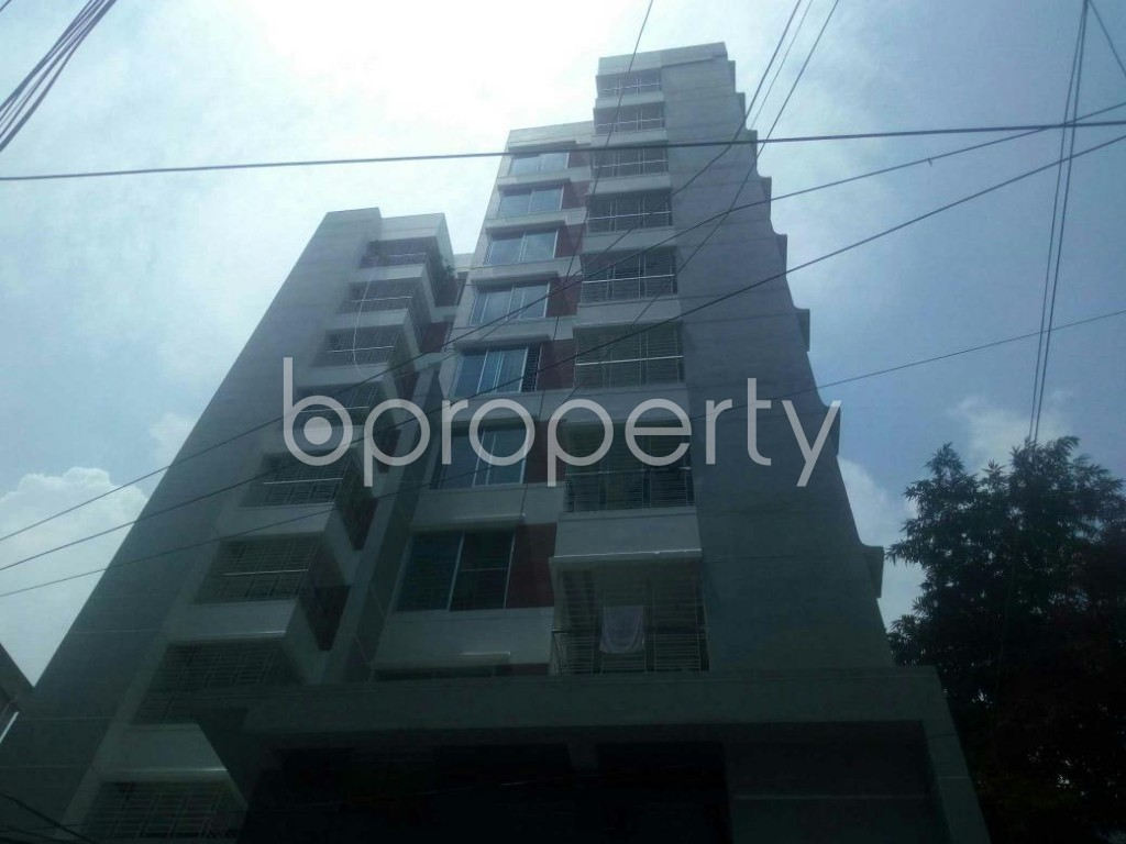 Front view - Shop for Sale in Malibagh, Dhaka - 1915135