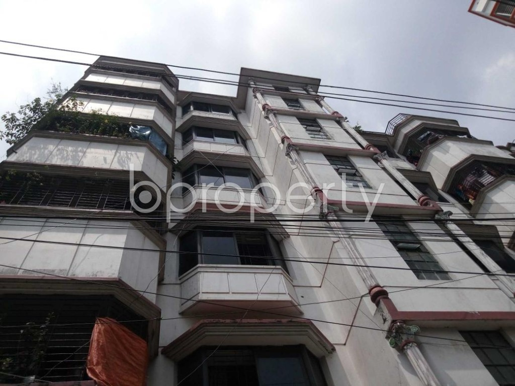 Front view - 2 Bed Apartment to Rent in Nadda, Dhaka - 1915158