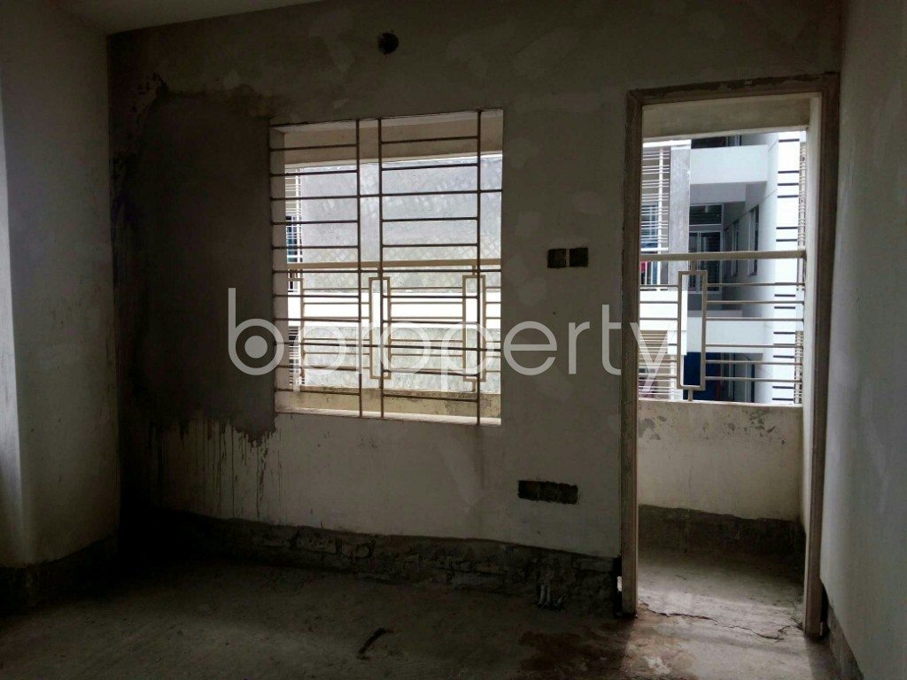 Bedroom - 3 Bed Apartment for Sale in Bayazid, Chattogram - 1915210