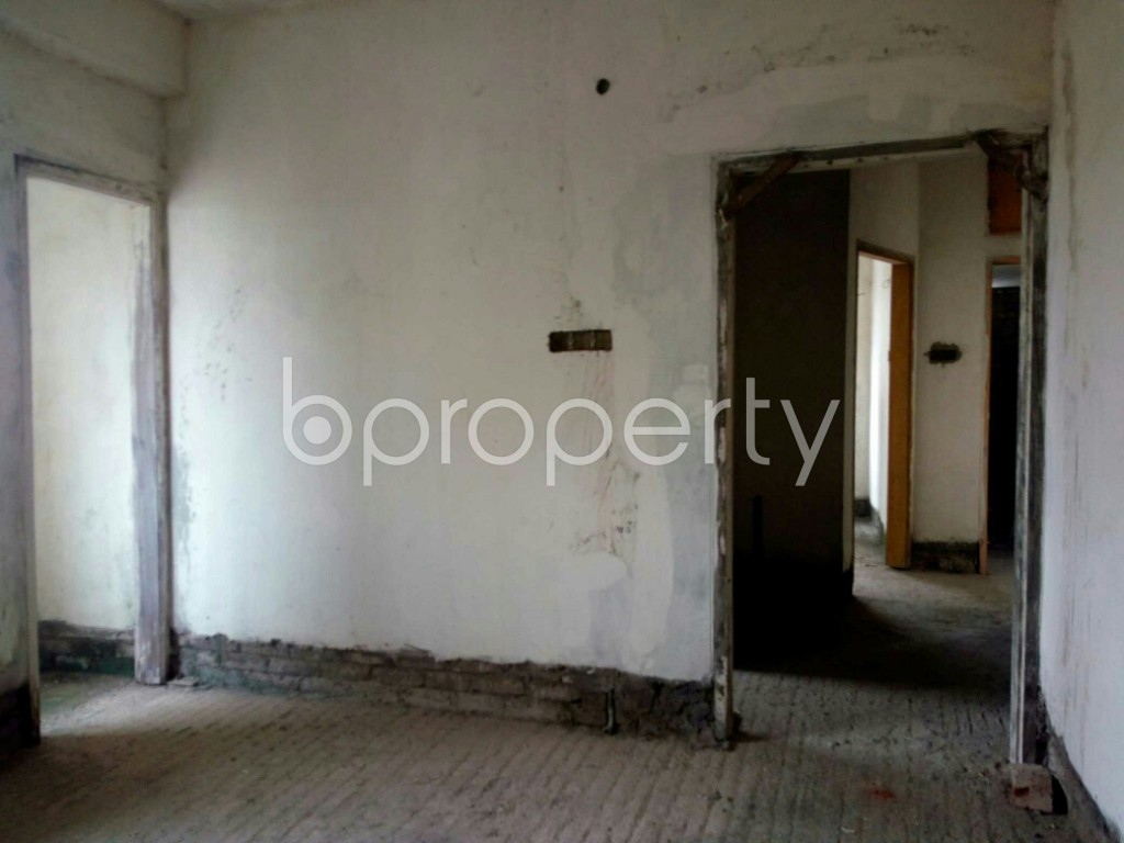 Bedroom - 3 Bed Apartment for Sale in Bayazid, Chattogram - 1915221