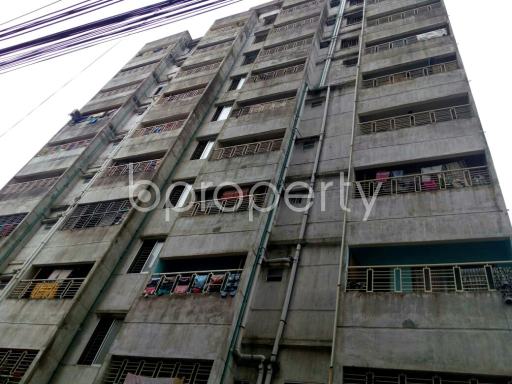 Outside view - 3 Bed Apartment for Sale in Bayazid, Chattogram - 1915235