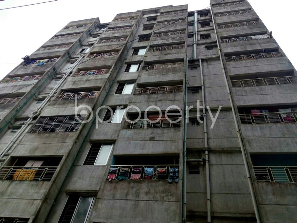 Front view - 3 Bed Apartment for Sale in Bayazid, Chattogram - 1915238