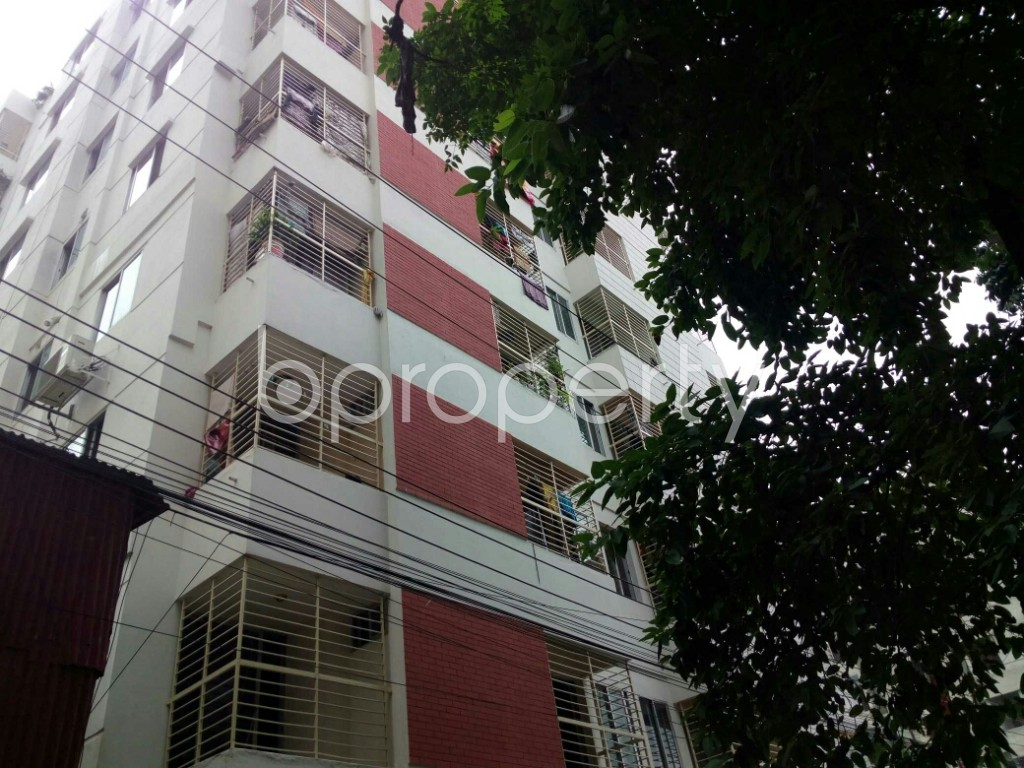 Outside view - 2 Bed Apartment for Sale in Bayazid, Chattogram - 1915248