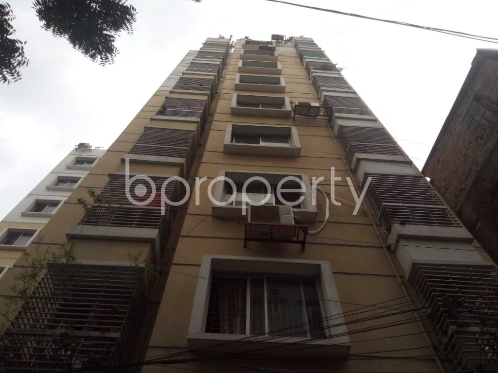 Outside view - 2 Bed Apartment for Sale in Maghbazar, Dhaka - 1915400
