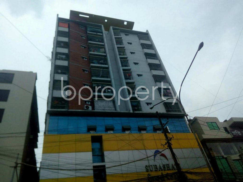 Front view - Shop for Sale in 16 No. Chawk Bazaar Ward, Chattogram - 1915468