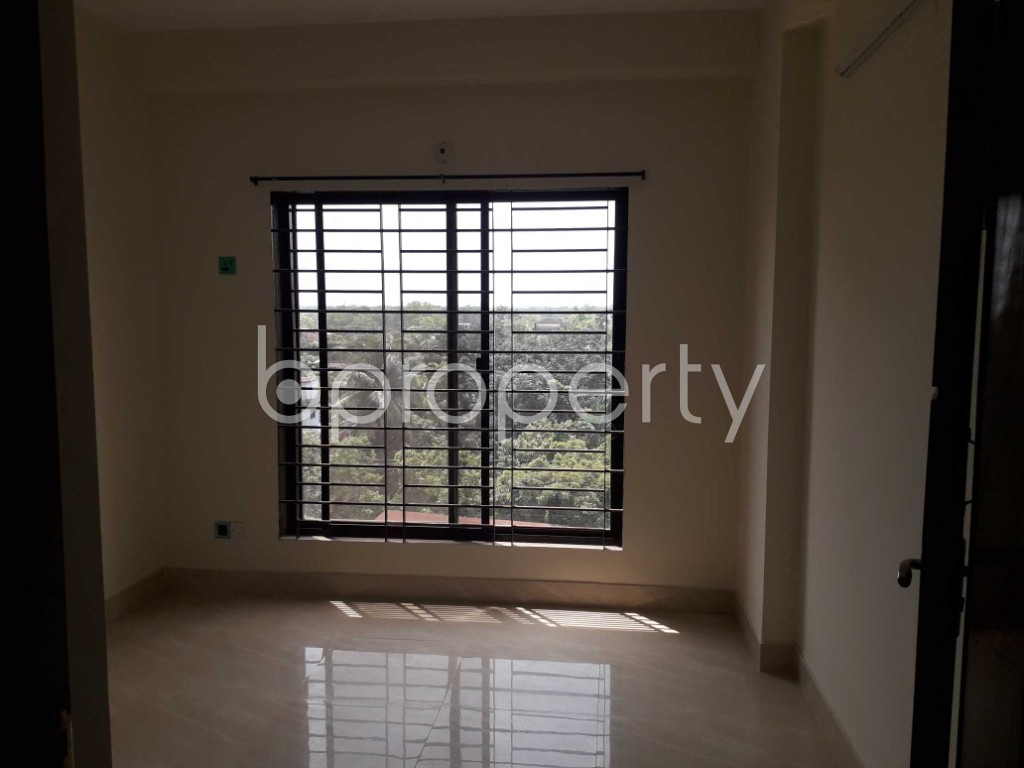 Bedroom - 3 Bed Apartment for Sale in Shahi Eidgah, Sylhet - 1915470