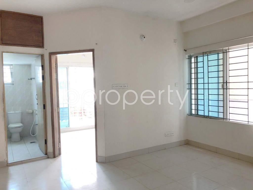 Dining area - 3 Bed Apartment for Sale in Bashundhara R-A, Dhaka - 1840572