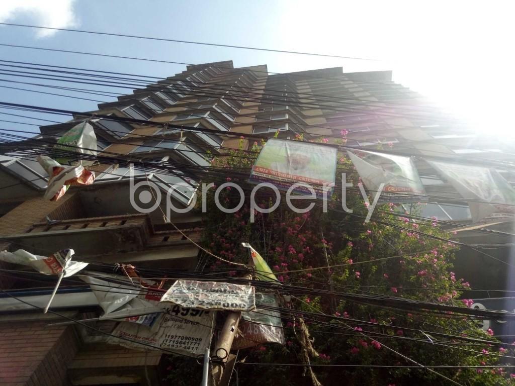 Outside view - Apartment for Sale in Eskaton, Dhaka - 1915842