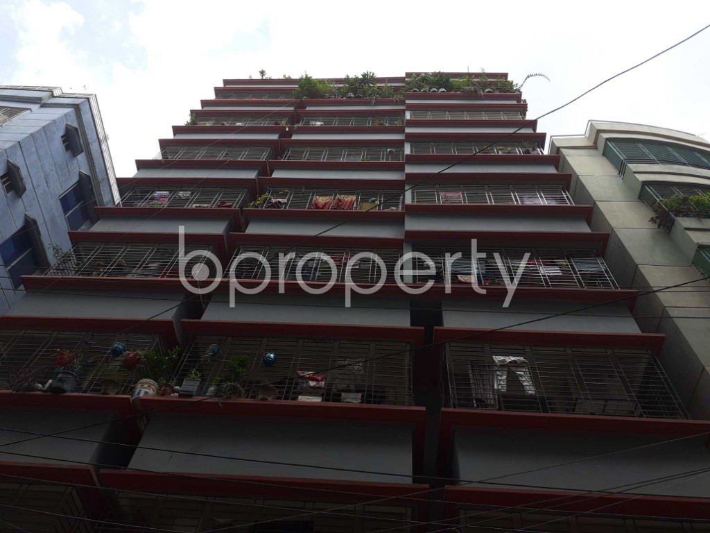 Outside view - 3 Bed Apartment for Sale in Mirpur, Dhaka - 1915986