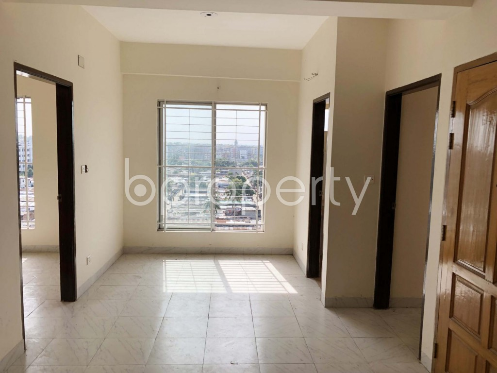 Dining area - 2 Bed Apartment for Sale in Mirpur, Dhaka - 1910435