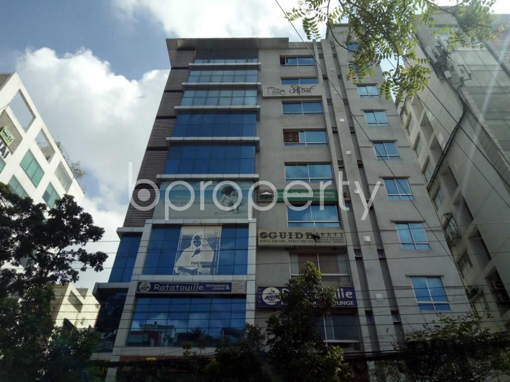 Front view - Floor for Sale in Uttara, Dhaka - 1916151