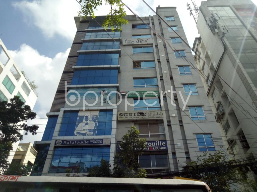 Front view - Floor for Sale in Uttara, Dhaka - 1916153
