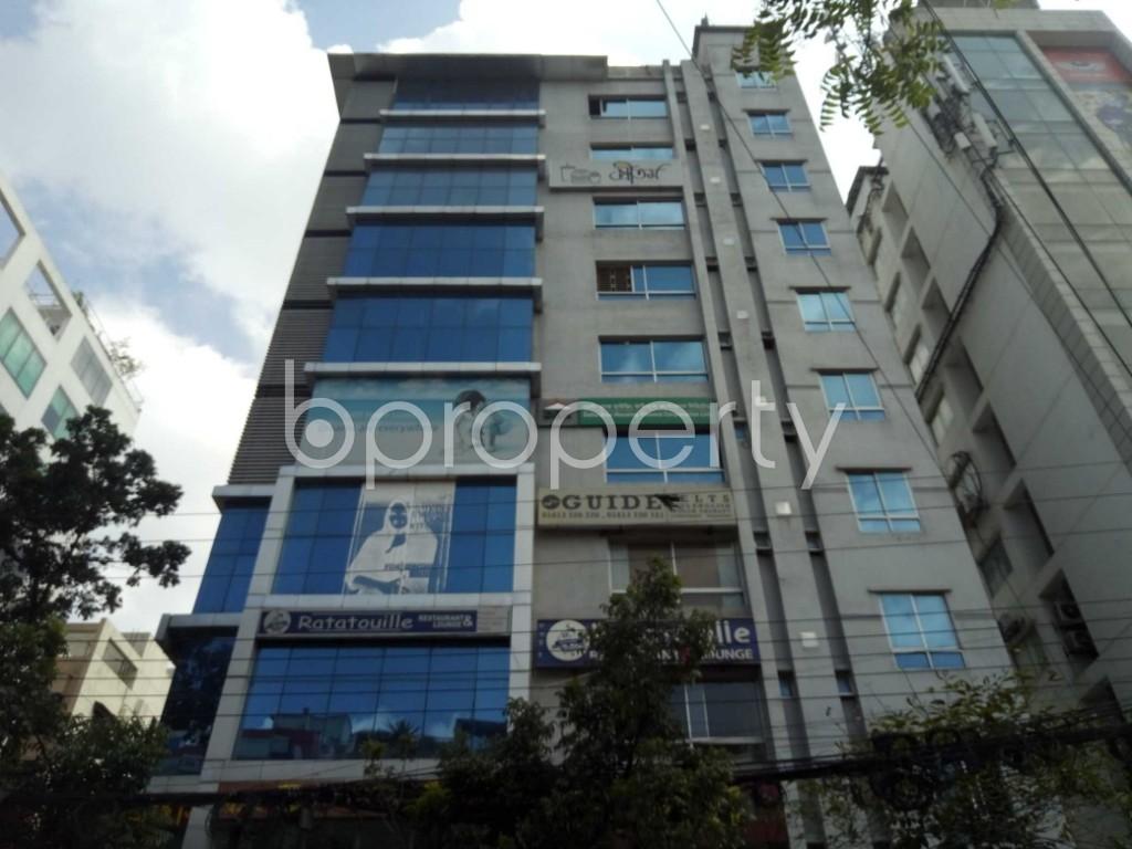 Front view - Floor for Sale in Uttara, Dhaka - 1916152