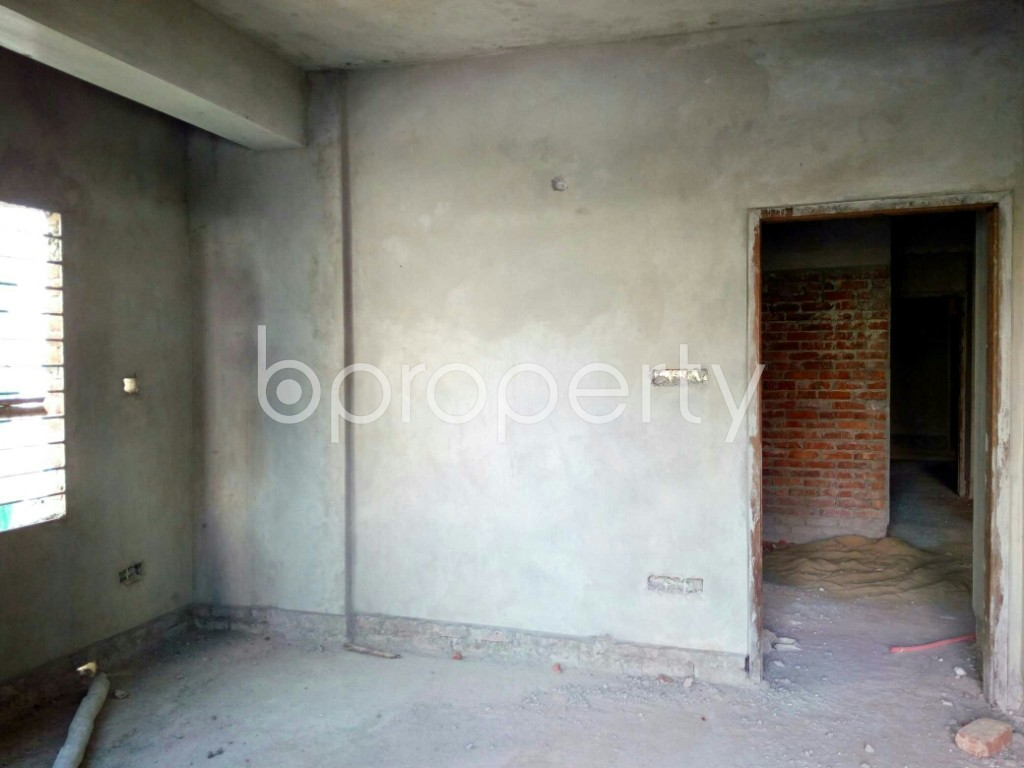 Bedroom - 3 Bed Apartment for Sale in Bayazid, Chattogram - 1916186