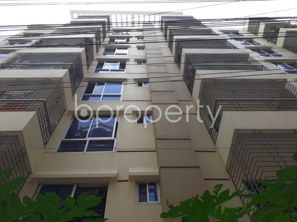 Front view - 3 Bed Apartment to Rent in Mohammadpur, Dhaka - 1916326