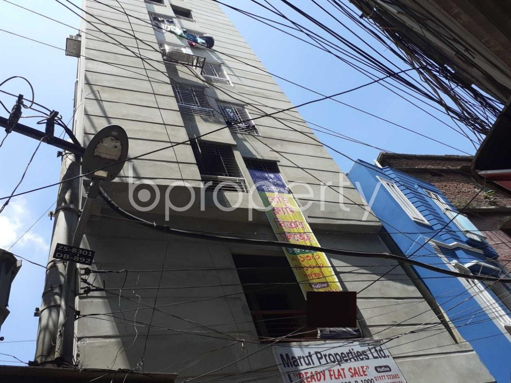 Outside view - 2 Bed Apartment for Sale in Jatra Bari, Dhaka - 1916371