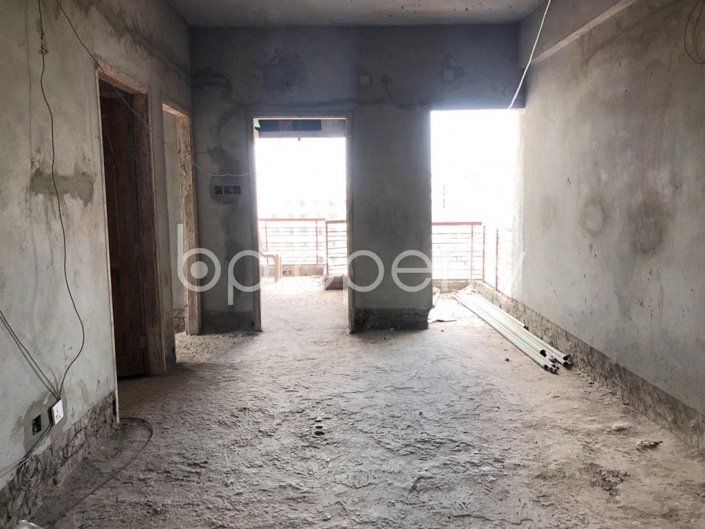 Empty Room - 3 Bed Apartment for Sale in Turag, Dhaka - 1911462