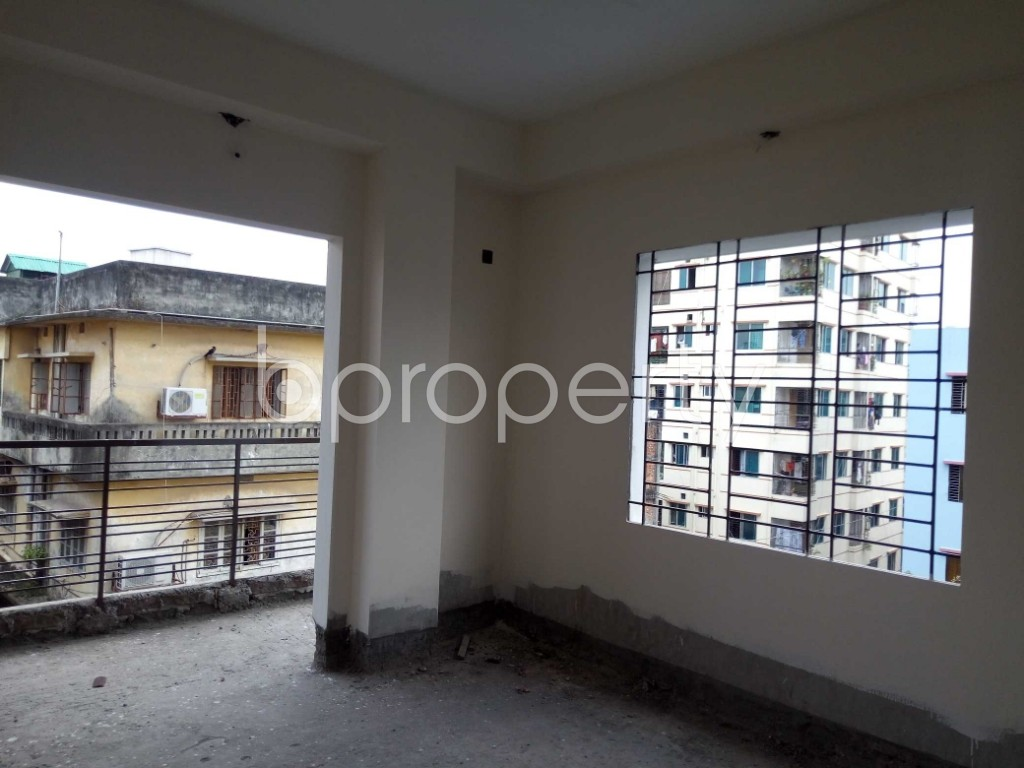 Bedroom - 3 Bed Apartment for Sale in Maghbazar, Dhaka - 1916456