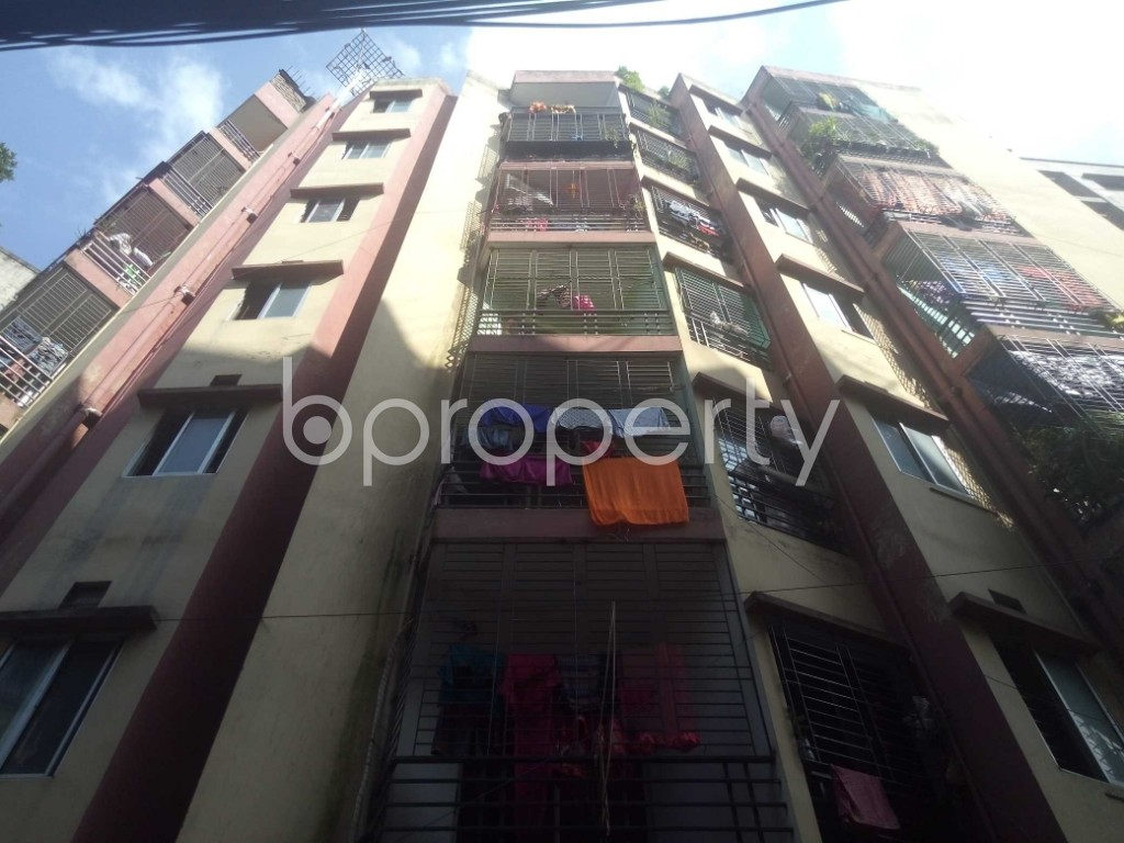 Outside view - 2 Bed Apartment for Sale in Maghbazar, Dhaka - 1916472
