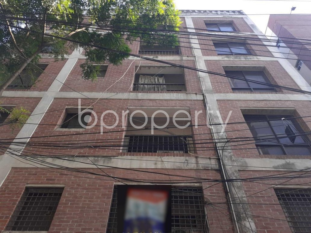 Front view - 3 Bed Apartment for Sale in Banani, Dhaka - 1916600
