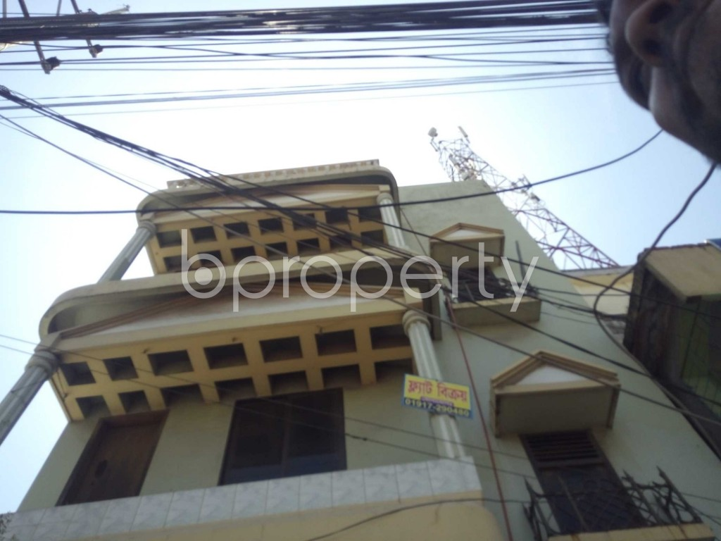 Outside view - 2 Bed Apartment for Sale in Halishahar, Chattogram - 1916670