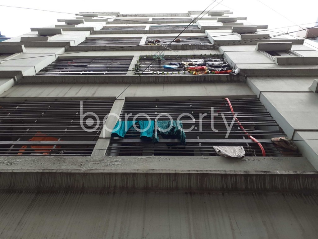 Front view - 2 Bed Apartment for Sale in Mohammadpur, Dhaka - 1916697