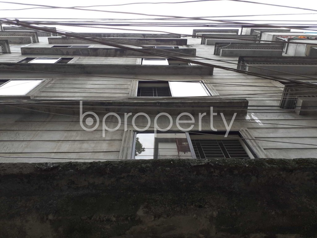 Front view - 3 Bed Apartment to Rent in Mohammadpur, Dhaka - 1916706