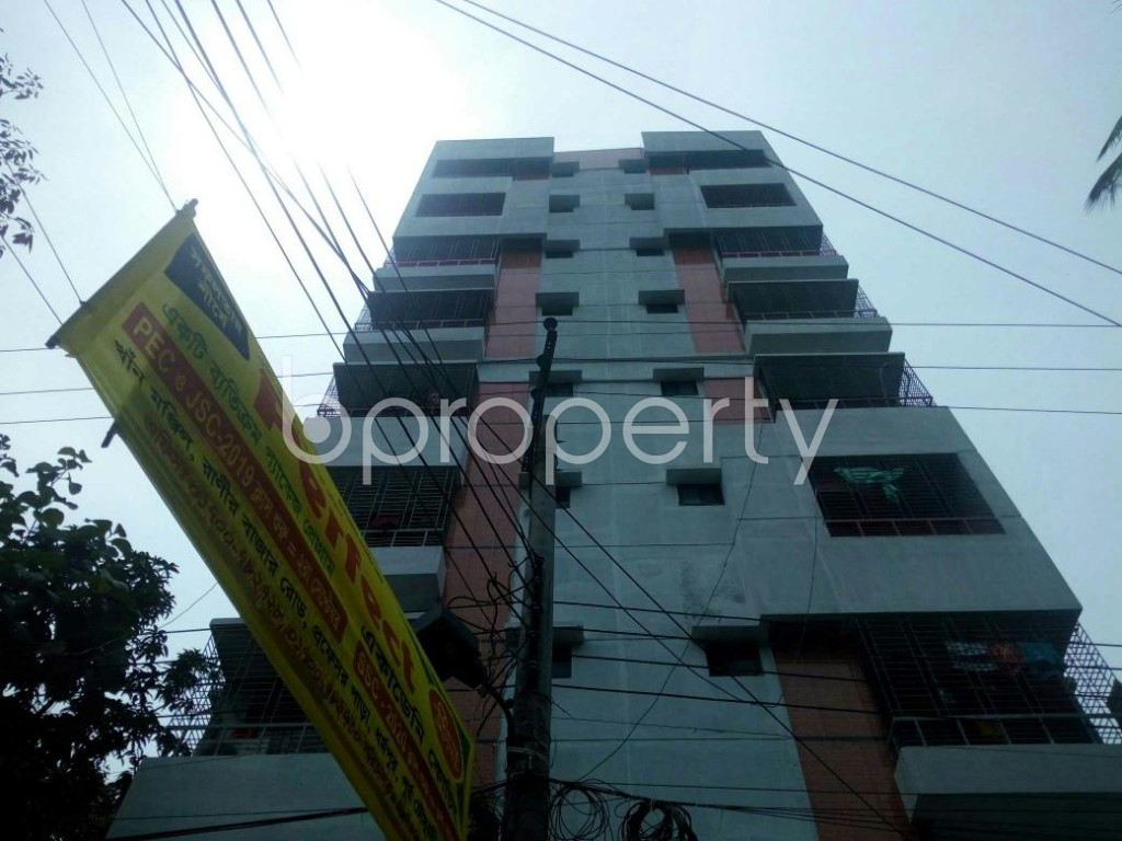 Front view - 3 Bed Apartment to Rent in Thakur Para, Cumilla - 1916799