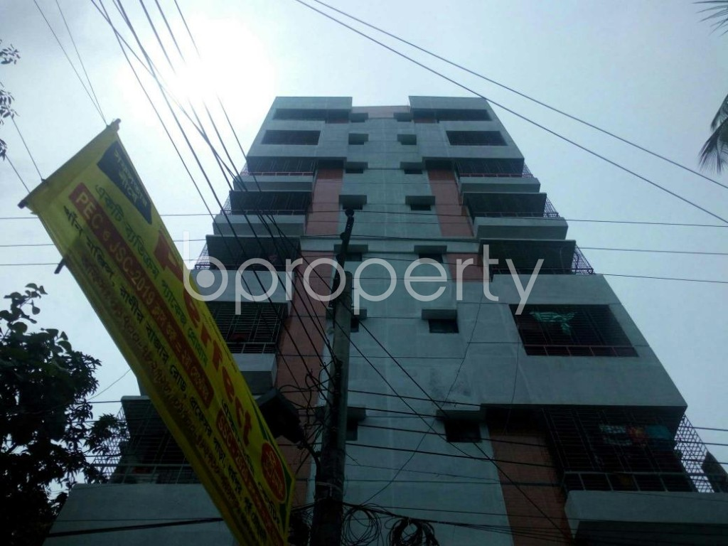 Front view - 3 Bed Apartment to Rent in Thakur Para, Cumilla - 1916800