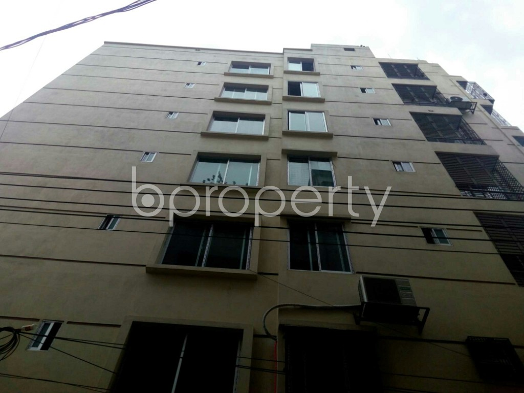 Outside view - 3 Bed Apartment for Sale in Tejgaon, Dhaka - 1916963