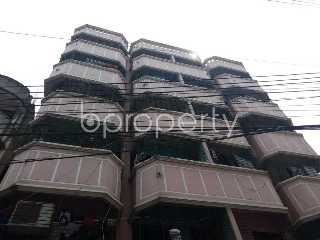Front view - 2 Bed Apartment to Rent in Nadda, Dhaka - 1917021