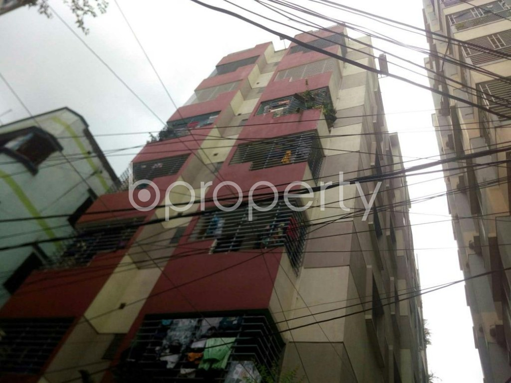 Front view - 3 Bed Apartment to Rent in East Nasirabad, Chattogram - 1917026