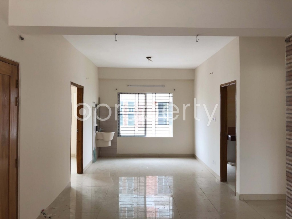 Image 1 - 3 Bed Apartment for Sale in Bashundhara R-A, Dhaka - 1912757