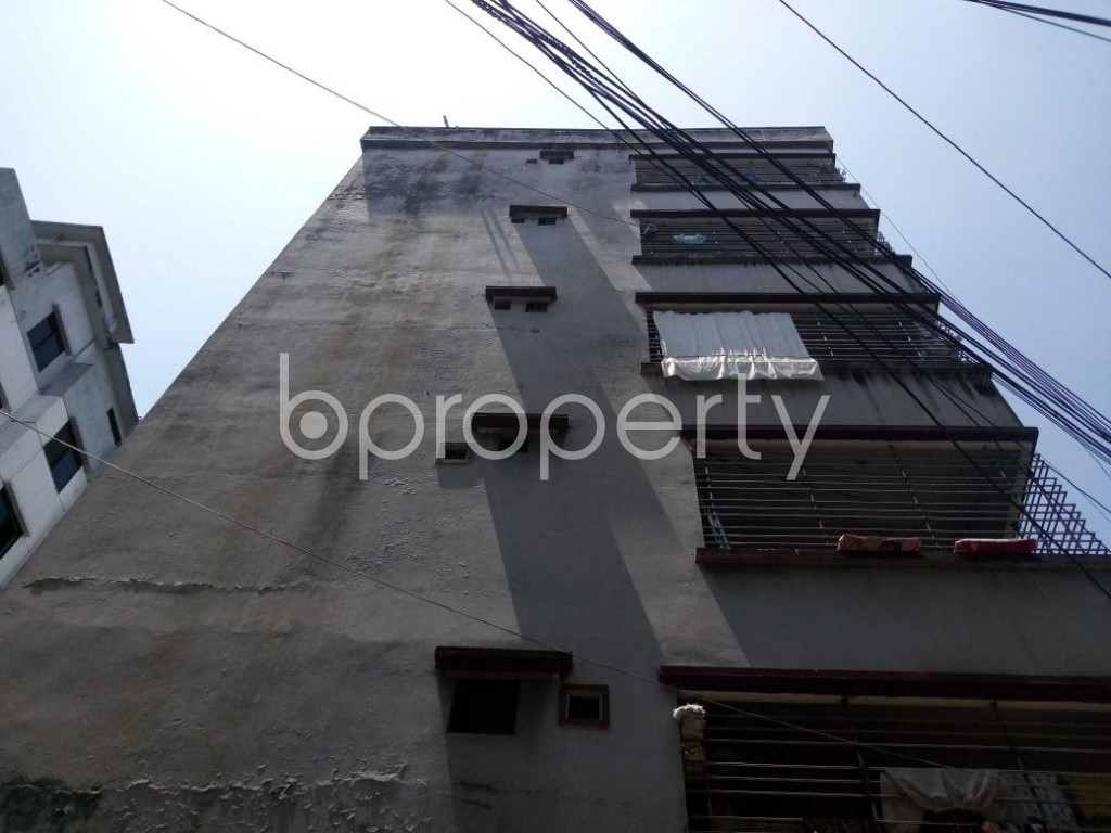 Front view - 2 Bed Apartment to Rent in Nadda, Dhaka - 1917370