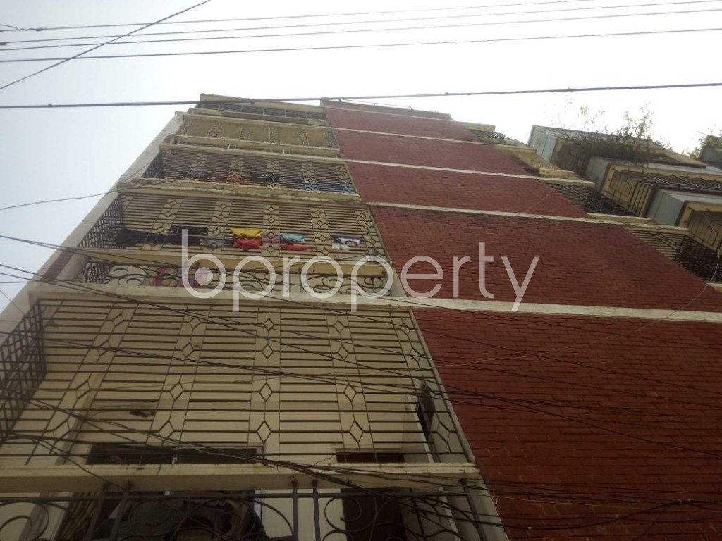 Front view - 3 Bed Apartment to Rent in Baridhara, Dhaka - 1917221