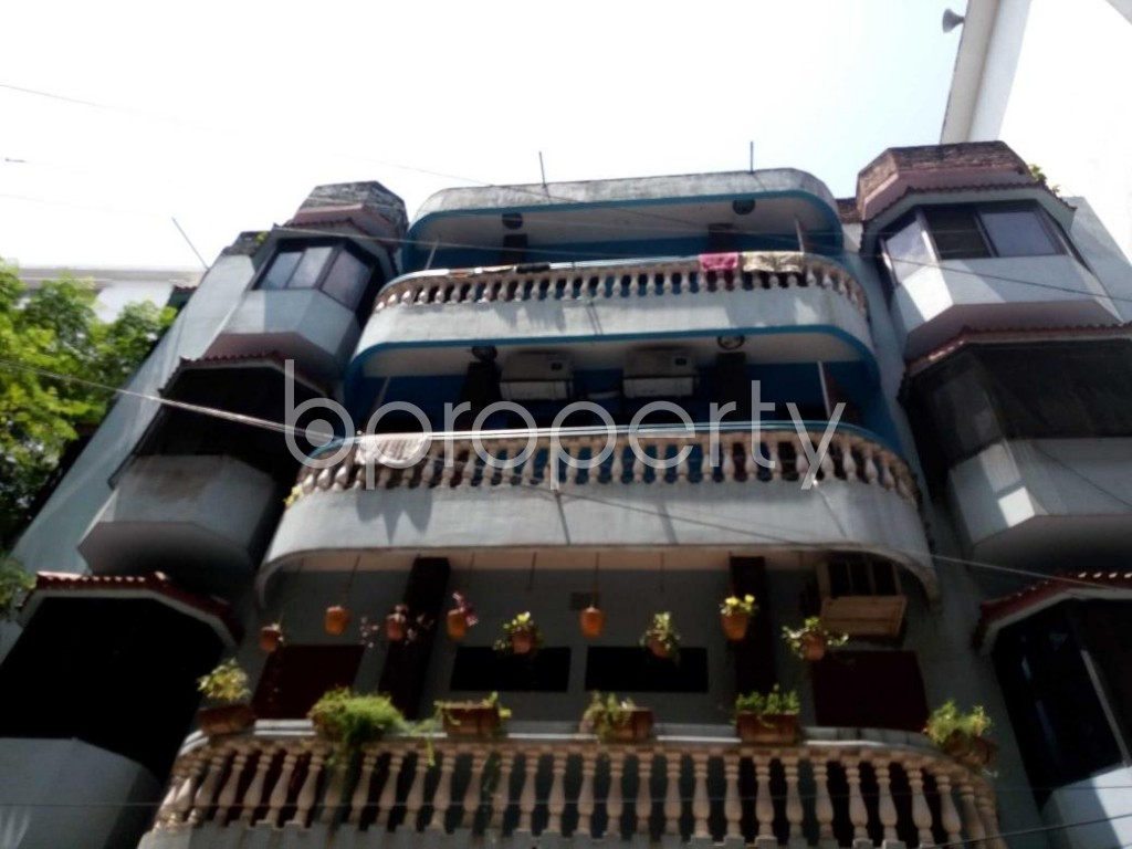 Front view - 2 Bed Apartment to Rent in Nadda, Dhaka - 1917371