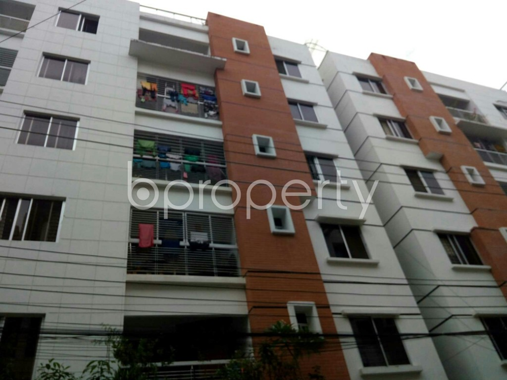 Outside view - 3 Bed Apartment for Sale in Bayazid, Chattogram - 1917658
