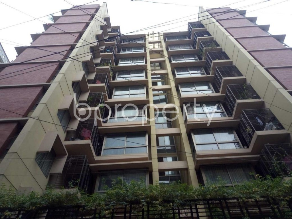 Front view - 3 Bed Apartment for Sale in Tejgaon, Dhaka - 1917895