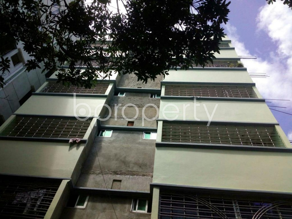 Front view - 3 Bed Apartment for Sale in Khulshi, Chattogram - 1917904
