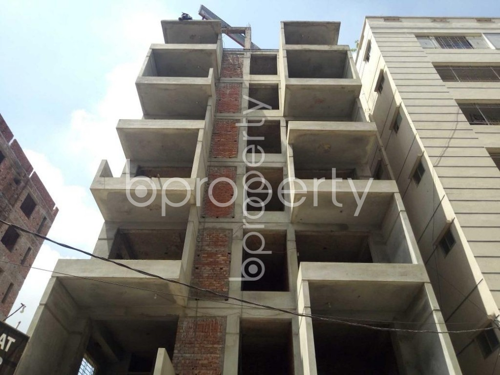 Front view - 4 Bed Duplex for Sale in Uttara, Dhaka - 1917374