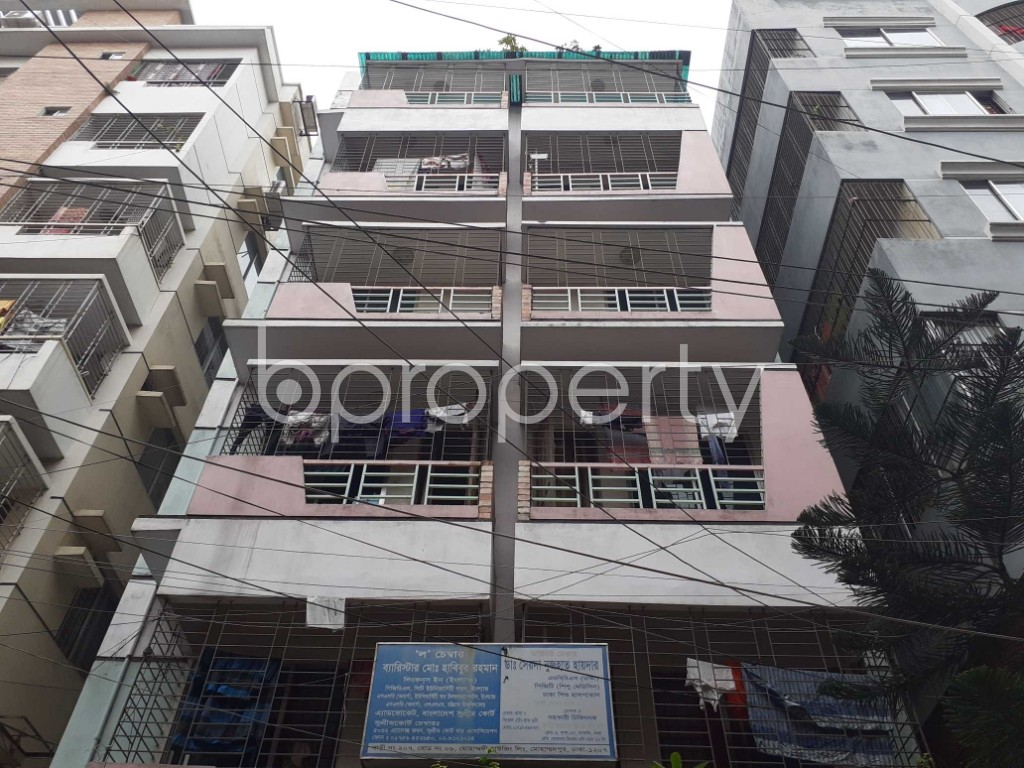 Front view - 3 Bed Apartment to Rent in Mohammadpur, Dhaka - 1918042