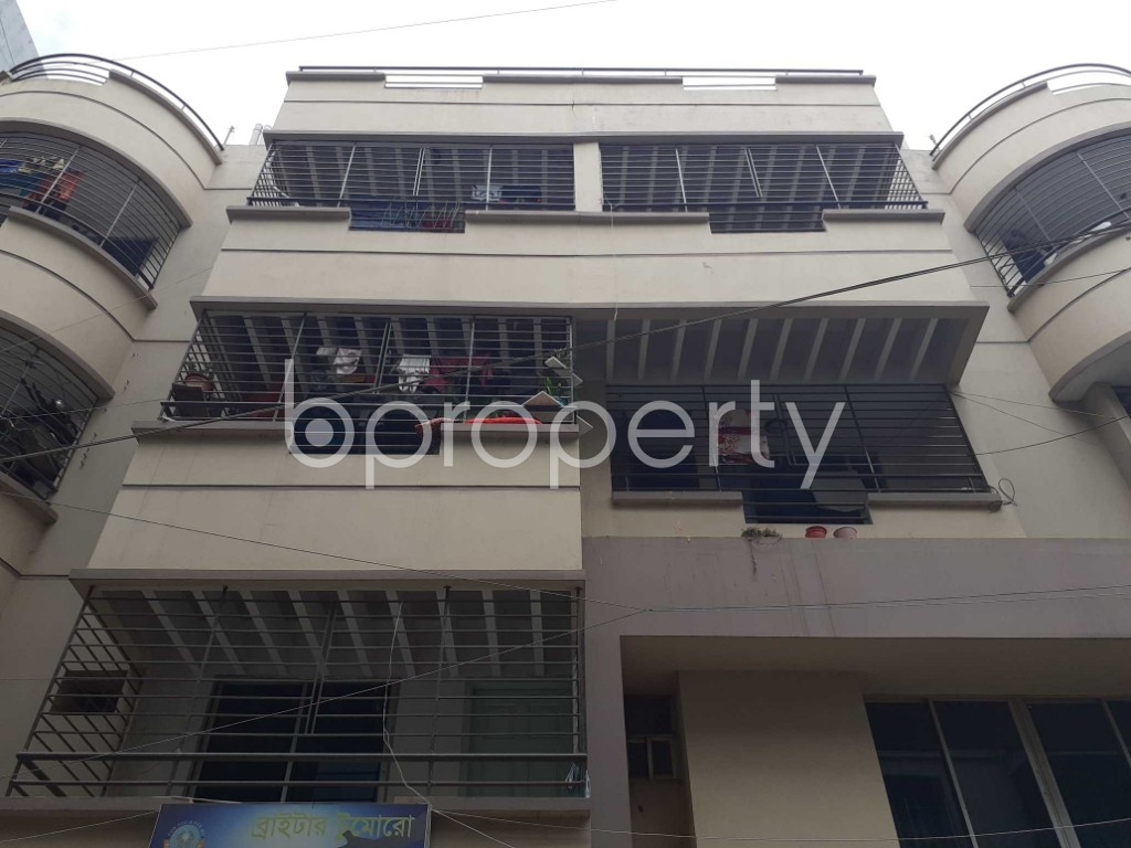 Front view - 2 Bed Apartment to Rent in Mohammadpur, Dhaka - 1918043
