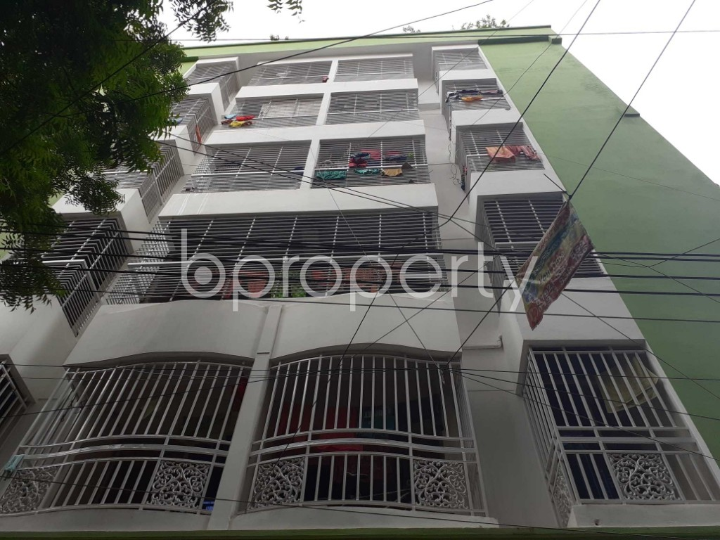 Front view - 2 Bed Apartment to Rent in Mohammadpur, Dhaka - 1918048