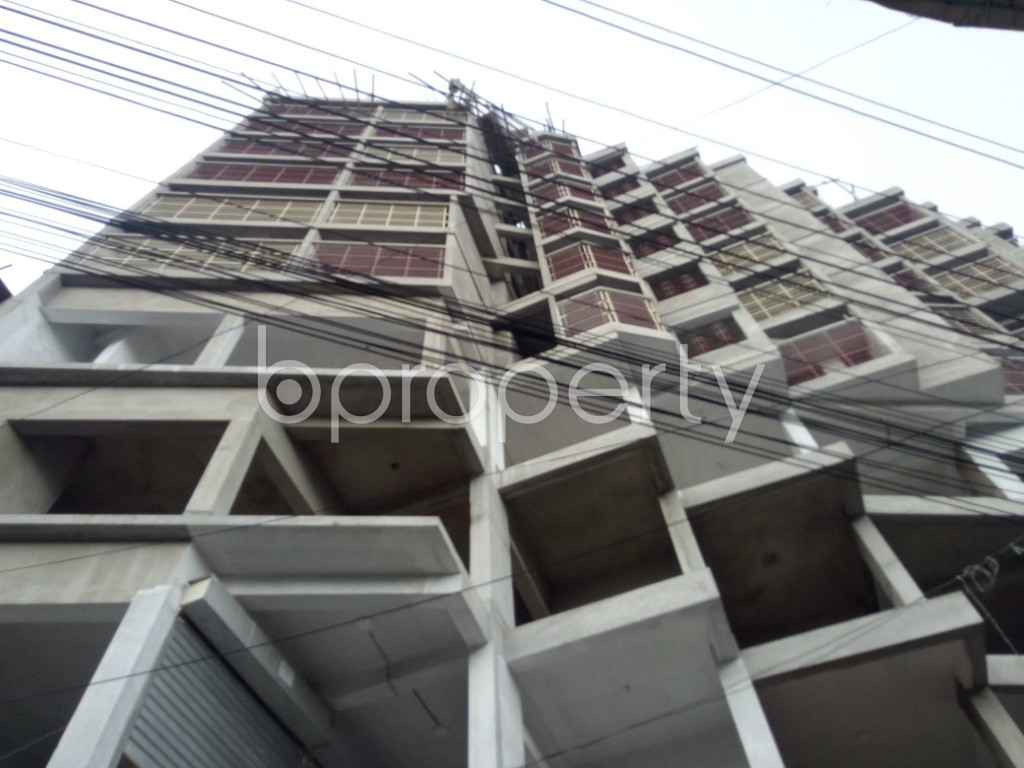 Outside view - Shop for Sale in Halishahar, Chattogram - 1918052