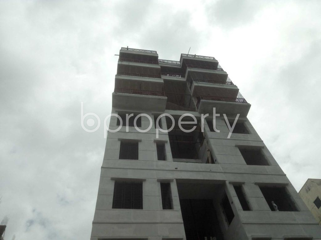 Front view - 2 Bed Apartment to Rent in Baridhara, Dhaka - 1918126