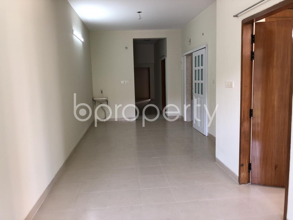 Dining area - 3 Bed Apartment for Sale in Uttara, Dhaka - 1915193